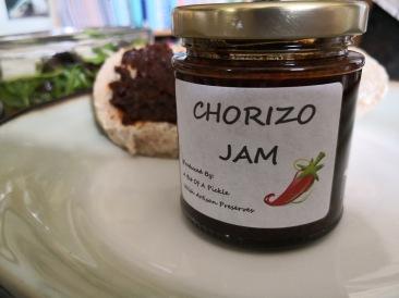Chorizo Jam